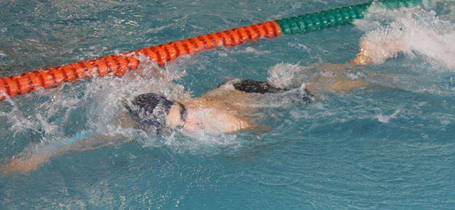 Yüzme yarışlarına tepki