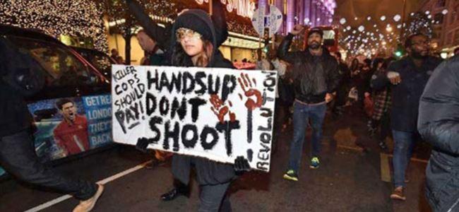 "ABDde ""Kara Cuma protestoları"