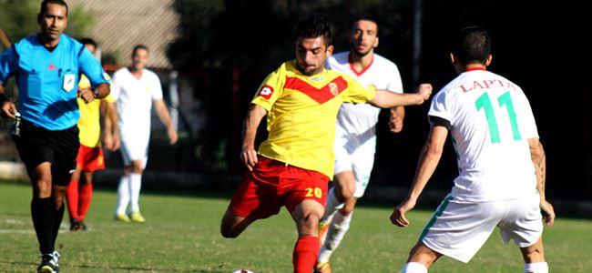 Lapta'da 'Rumen' havası: 2-0
