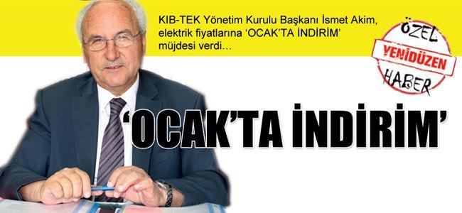 Elektrik fiyatlarına İNDİRİM açıklaması!