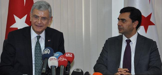 Bozkır: BM Kıbrıs konusunda başarısız