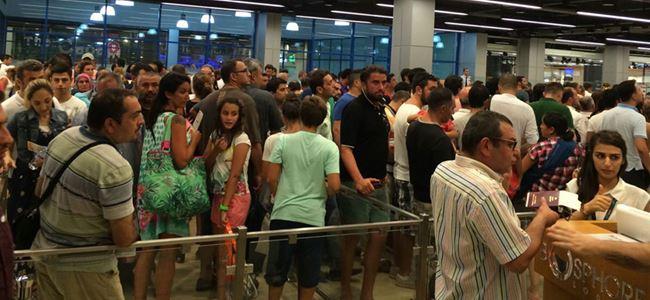"""""""Ercan'dan uçuş yapanlara karşı yasal tedbir alınsın"""""""