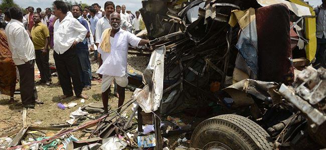 Kazada 5 çocuk öldü!