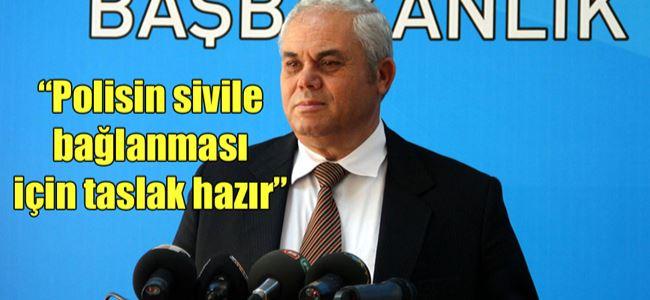 Başbakan Yorgancıoğlu 'Topluma Sesleniş' konuşması yaptı