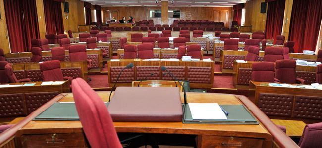 Siyasal Partiler Yasası görüşülüyor