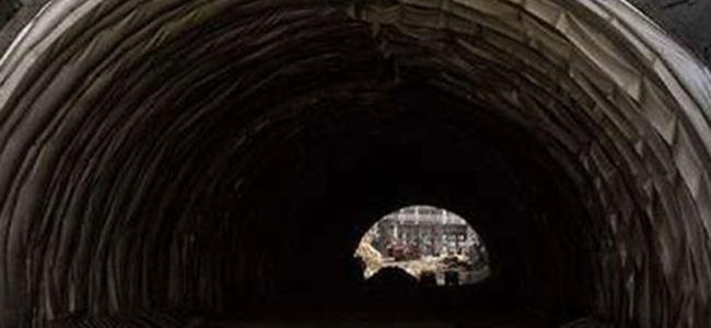 Tünel enkazında kalan işçiler kurtarıldı