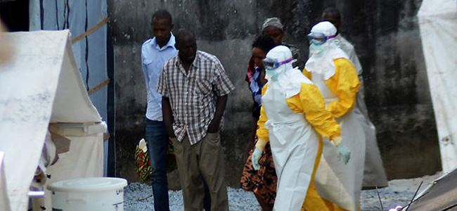 Ebola'dan 728 hasta iyileşti