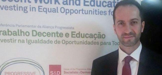 CTP, Dünya İlerici İttifakı Parlamenter Konferansı'nda