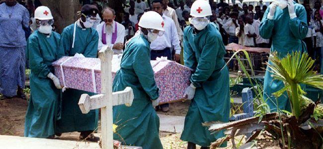 Ebola 6 bin 388 can aldı!