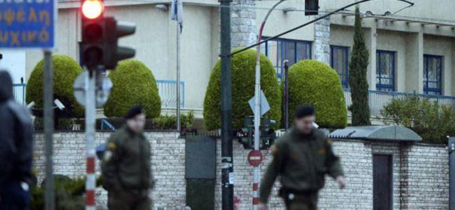 İsrailin Atina Büyükelçiliğine silahlı saldırı