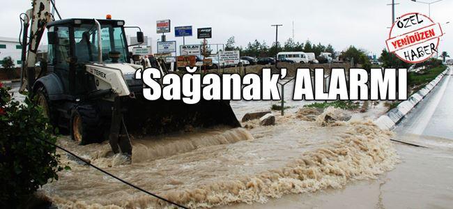 Yağmur uyarısı endişeleri artırdı