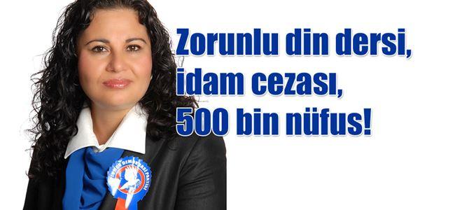 """UAP """"Genel Başkan""""ı Solmaz politikalarını açıkladı"""