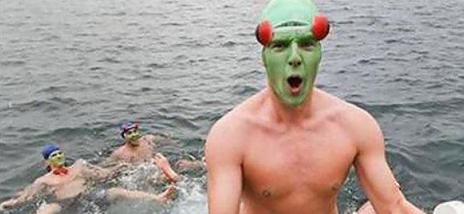 Cenevre Gölünde Noel Kupası