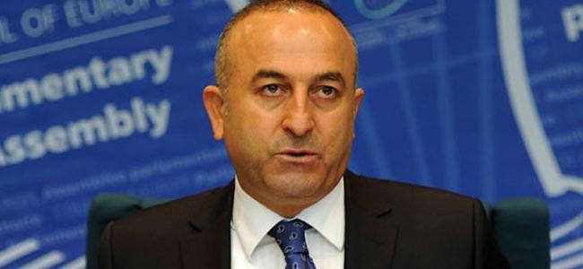 Çavuşoğlu:Müzakerelerin devam etmesini istiyoruz