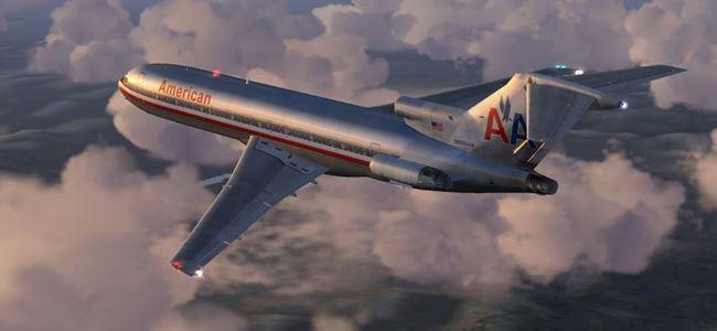 Uçak türbülansa girdi, 14 kişi yaralandı