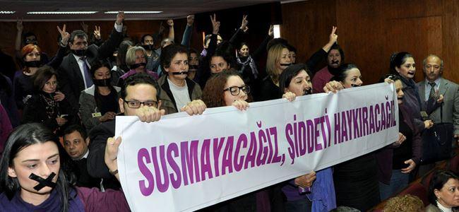 Deryaya destek meclise taştı