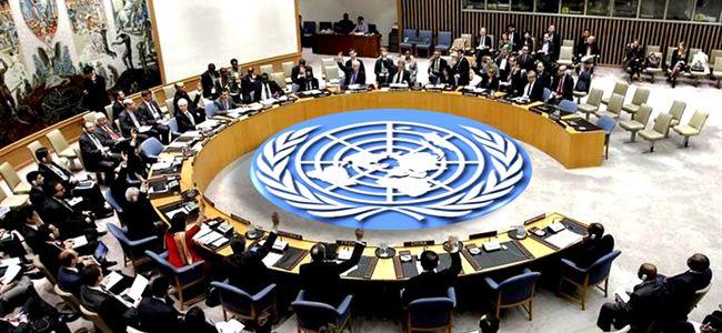 Filistin Tasarısı BM Güvenlik Konseyine sunuldu