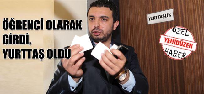 'GOLİFA' YURTTAŞ