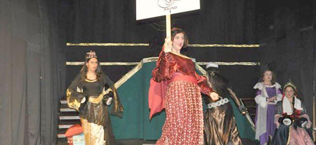 Padişah-ı Hal-i Osman oyunu sahnelendi