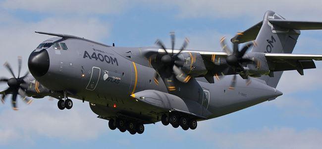 Yeni nesil uçak Ağrotur Üssü'nde