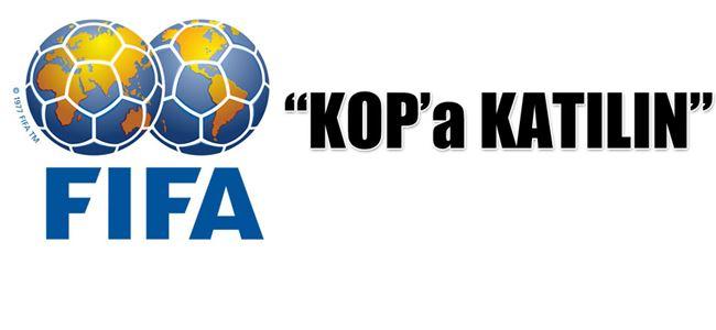 FIFAdan Kıbrıslı Türklere çağrı