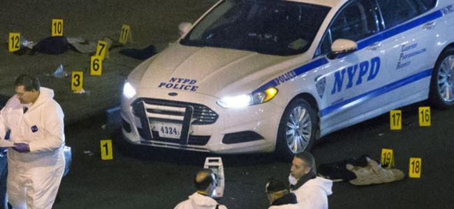 Polis aracına saldırı:2 ÖLÜ