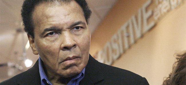 Muhammed Ali hastaneye kaldırıldı!