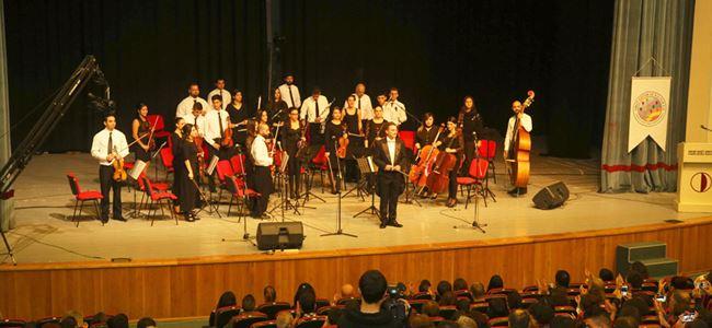 Umut Orkestrası konserine yoğun ilgi