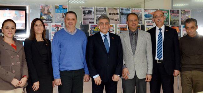Limasolbank'tan 75'inci Yıl ziyareti