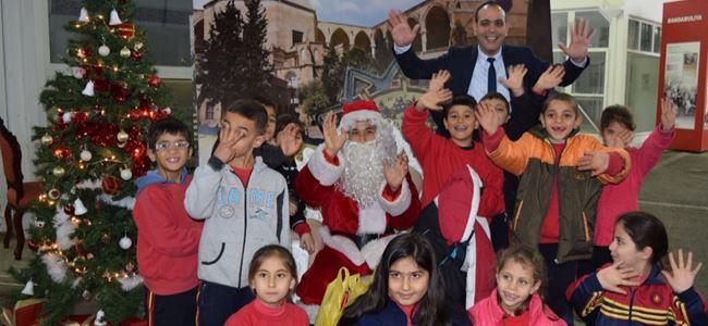 LTB yeni yılı çocuklarla kutladı