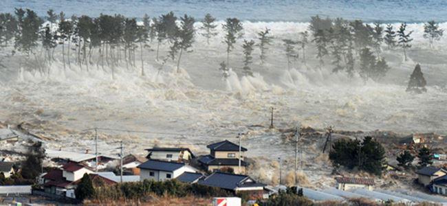 Tsunami kurbanları anılıyor