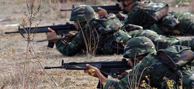 Azerbaycan ordusu Ermeni askeri esir aldı