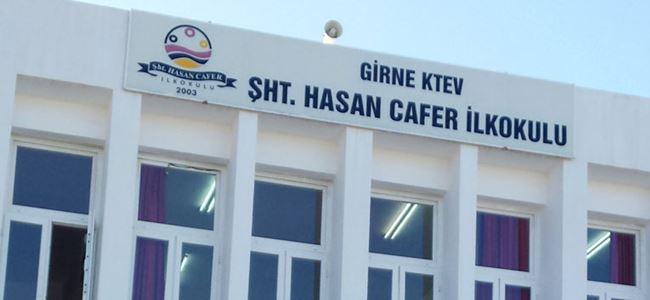 Şht. Hasan Cafer öğretmen bekliyor