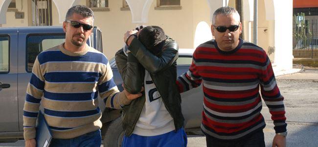 19 yaşındaki genç uyuşturucudan tutuklandı