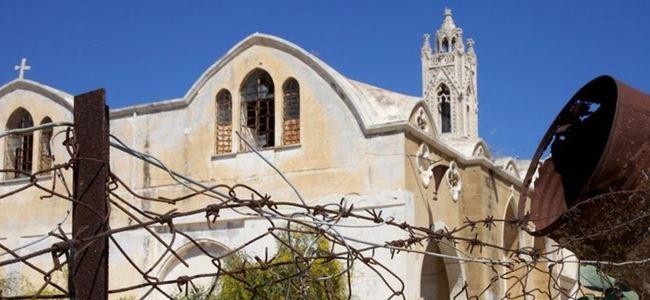 Maraş'taki  14 kilise ile ilgili çalışma yapıldı