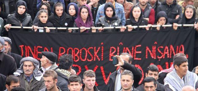 Adalet için Roboskiye anmasına binlerce kişi katıldı