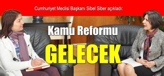 """""""Kamu Reformu"""" GELECEK"""