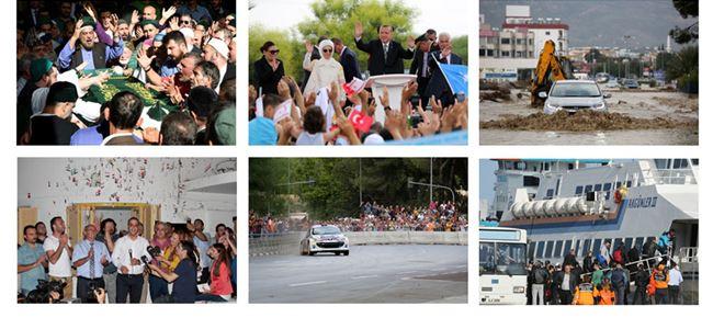 Kuzey Kıbrısta 2014 böyle geçti