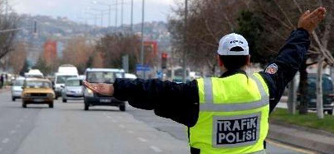 51 trafik kazasında 1 kişi öldü, 1 kişi yaralandı
