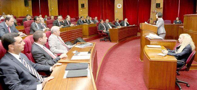 Meclis yılın son toplantısı tamamladı