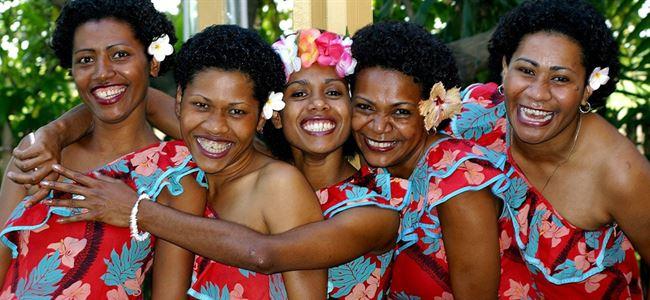 En mutlu ülke Fiji