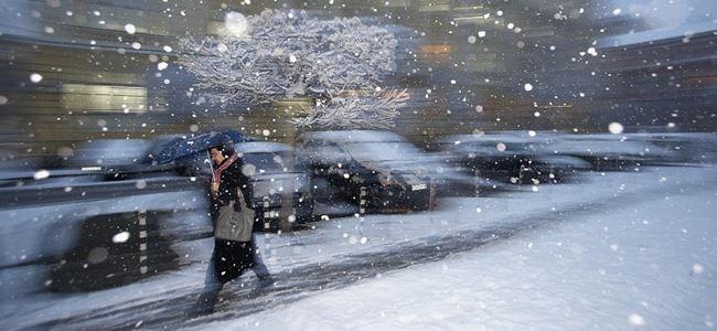 Kar yağışı 3 can aldı