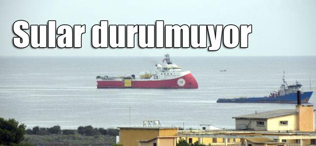 """""""KIBRIS TÜRK TARAFININ SESİ YOK"""""""