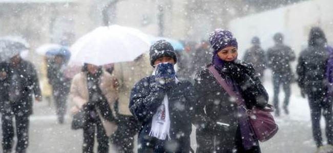 Balkanlarda soğuk alarmı