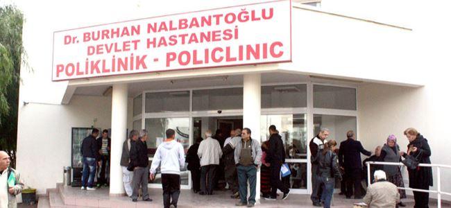 Polikliniğe 2014'te 179 BİN BAŞVURU