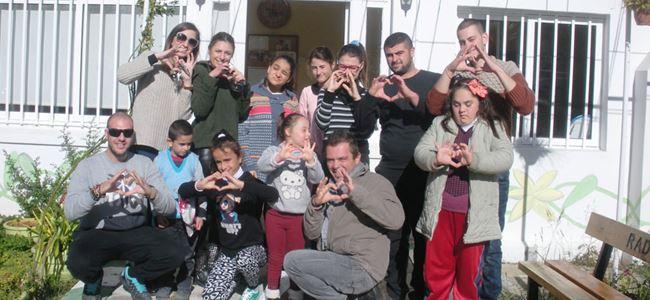 CTP'li gençlerden anlamlı ziyaret