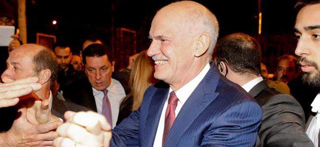 Papandreu yeni parti kuruyor