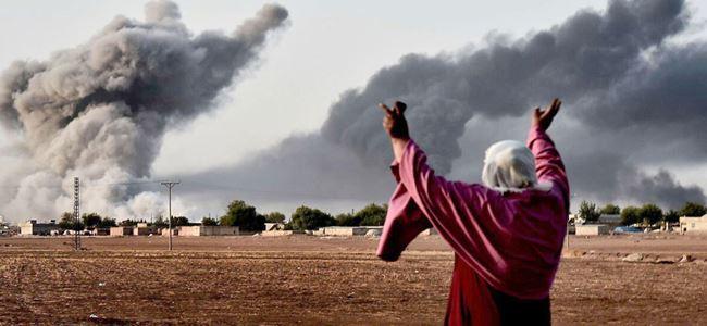 """YPG: """"IŞİD Kobaniye doğudan şiddetli saldırı başlattı"""""""