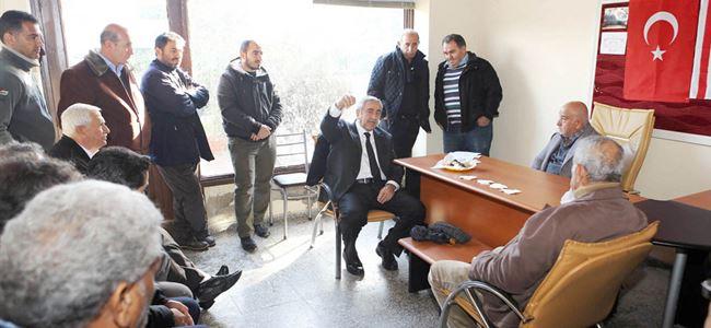 Mustafa Akıncı'dan doğalgaz açıklaması