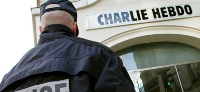 Paristeki saldırı: 1 kişi teslim oldu